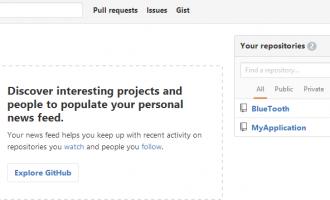 最简单的方法把项目上传到Github