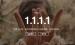 Cloudflare 推出公共DNS服务1.1.1.1 1.0.0.1