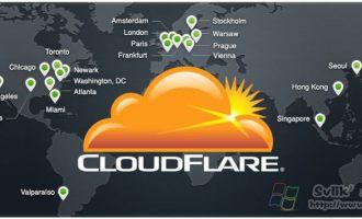 使用 Cloudflare 中转 V2Ray WebSocket 的流量