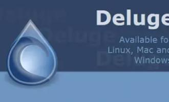 Deluge (全平台BT/PT下载工具)