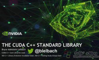 NVIDIA C++标准库Libcu++现已通过GitHub发布